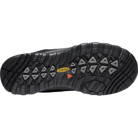 Keen Terradora Leather Sneakers Women Black/Raven